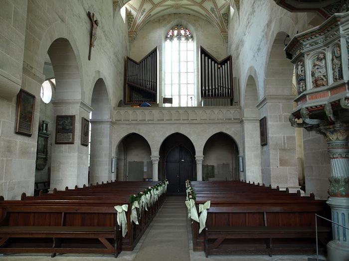 Монастырь Бебенхаузен - Kloster Bebenhausen - 1 54086