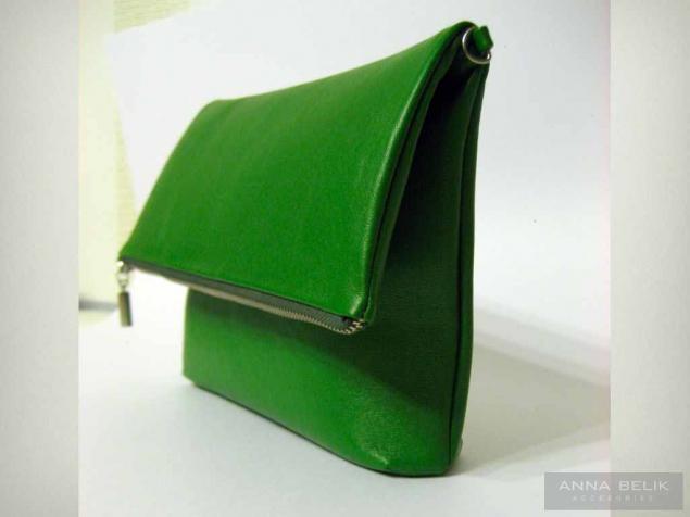 выкройка сумки через плечо в школу