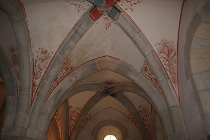 Монастырь Бебенхаузен - Kloster Bebenhausen - 1 13814