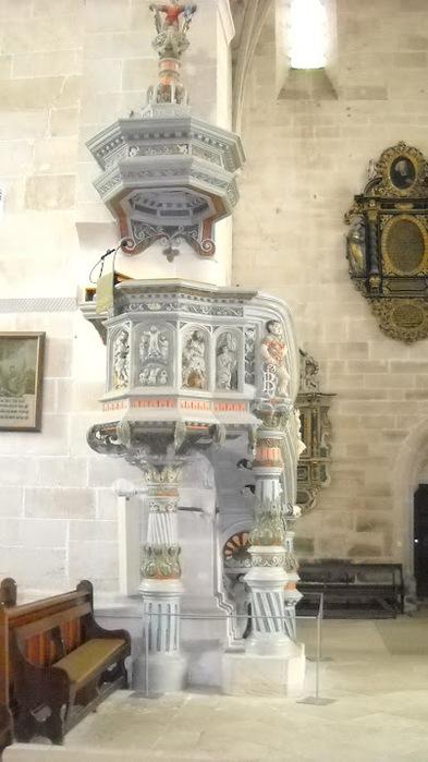Монастырь Бебенхаузен - Kloster Bebenhausen - 1 27855