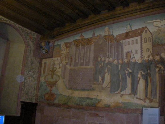 Монастырь Бебенхаузен - Kloster Bebenhausen - 1 99712