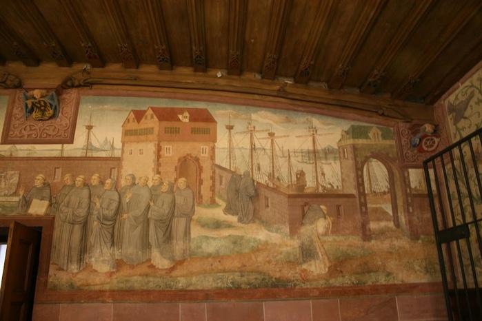 Монастырь Бебенхаузен - Kloster Bebenhausen - 1 39100