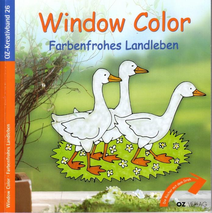 Farbenfrohes Landleben (696x700, 413Kb)