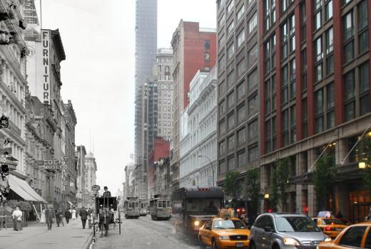 фото Нью-Йорка (520x350, 118Kb)