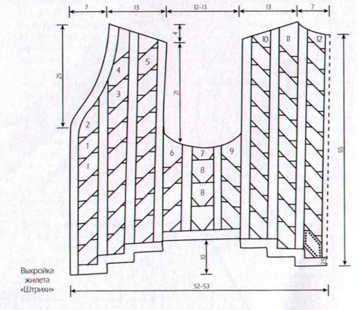 Как сделать выкройку жилета :: Хобби.
