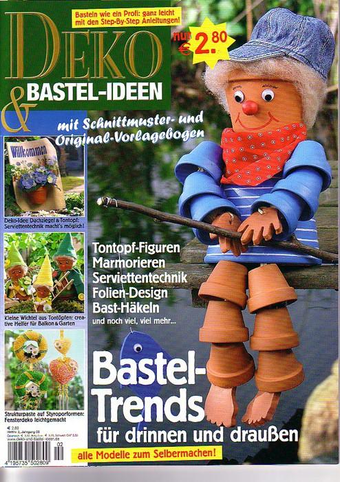Deko und Bastel-Ideen Bastel-Trends für Cover (494x700, 177Kb)