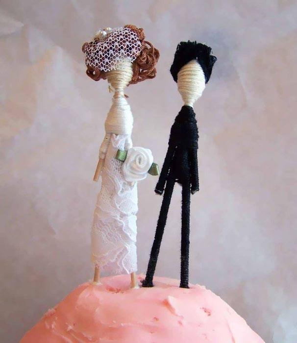 фигурки для свадебного торта фото 8 (606x700, 39Kb)