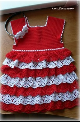 Платье летнее на кокетке с каскадной кружевной юбкой крючком для девочки  /4683827_20120602_132935 (257x394, 41Kb)