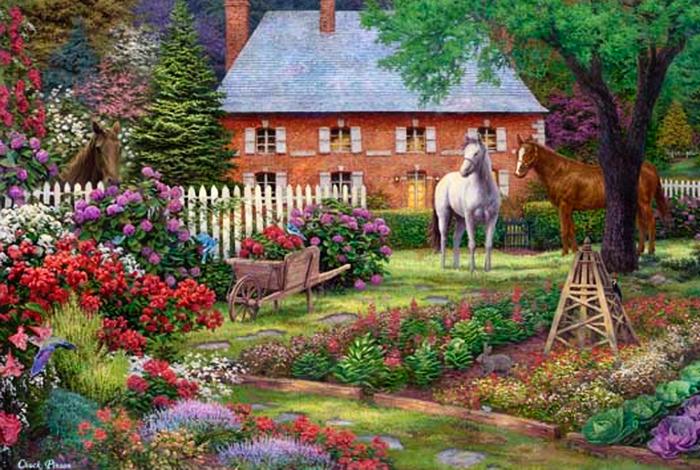 The Sweet Garden (700x470, 668Kb)