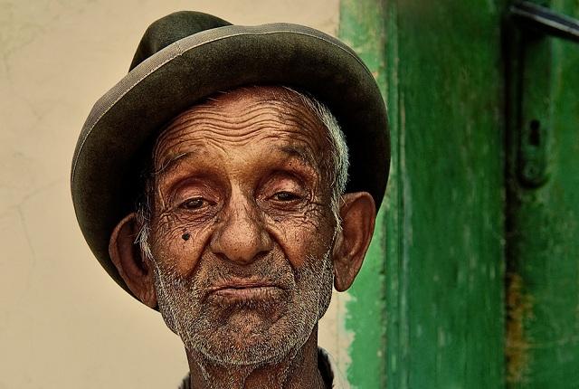 необычные портреты людей фото 4 (640x430, 101Kb)