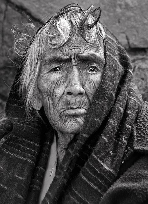 необычные портреты людей фото 8 (509x700, 160Kb)