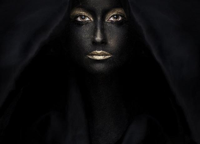 необычные портреты людей фото 10 (640x462, 43Kb)