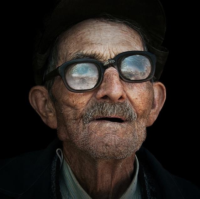 необычные портреты людей фото 14 (638x636, 110Kb)