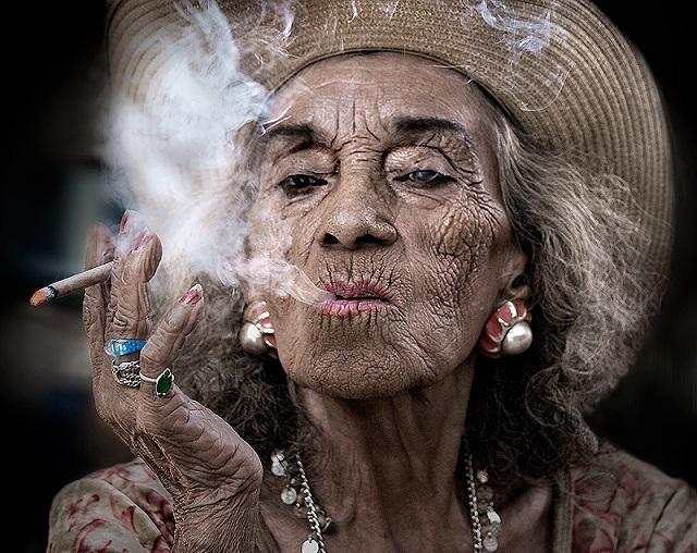 необычные портреты людей фото 20 (640x508, 155Kb)