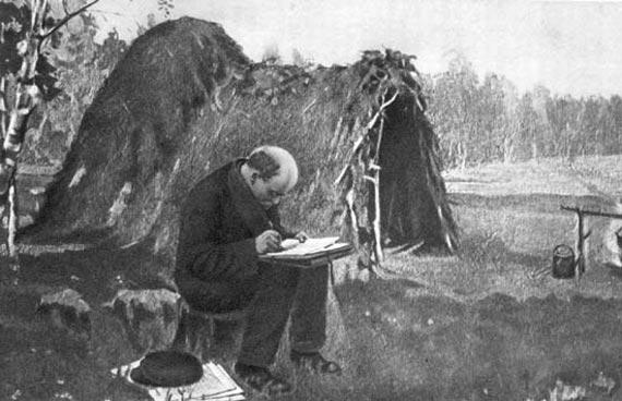 4514961_Lenin_v_shalashe (570x368, 44Kb)