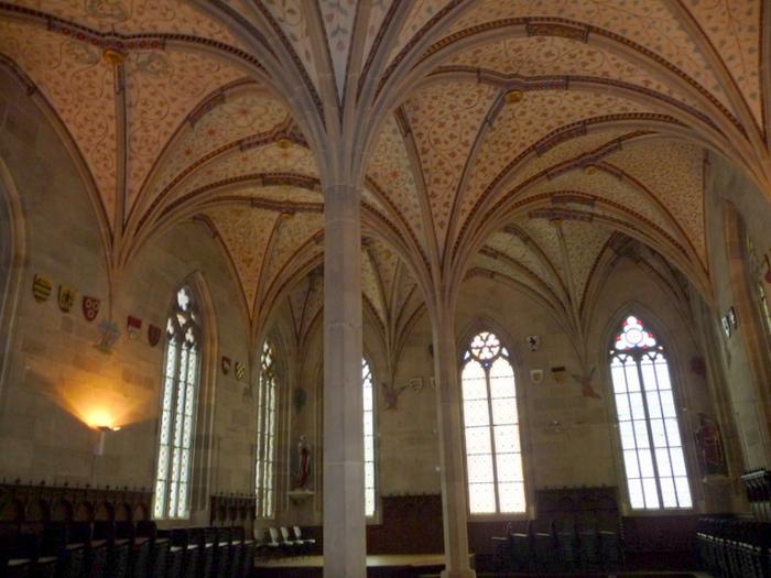 Монастырь Бебенхаузен - Kloster Bebenhausen - 1 93473