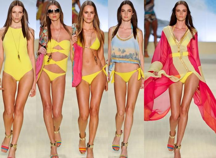 Мода Лето 2013 Купальники