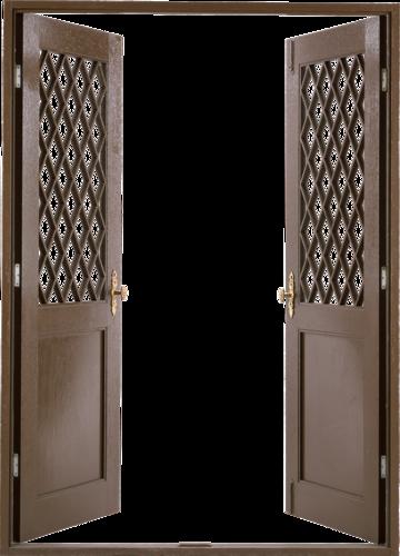 Open Door White PNG Clip Art  Best WEB Clipart