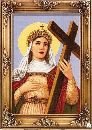 Святая Елена (Вышивание
