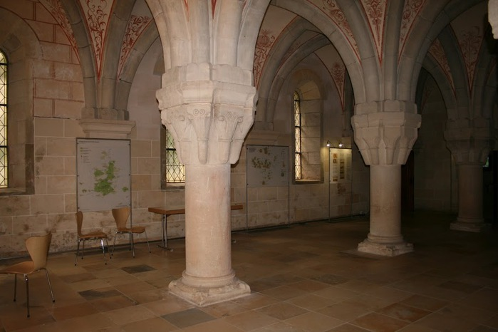 Монастырь Бебенхаузен - Kloster Bebenhausen - 1 80077