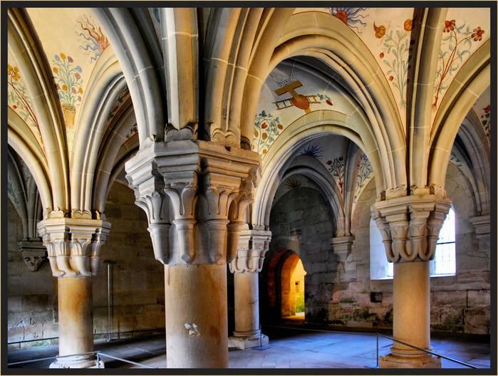 Монастырь Бебенхаузен - Kloster Bebenhausen - 1 56350