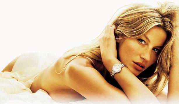 Лидером списка самых богатых моделей в мире стала Жизель Бюндхен