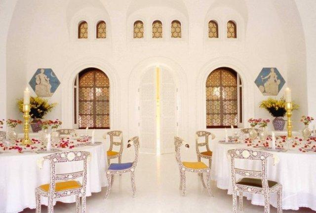 отель в мексике Cuixmala Luxury Resort 11 (640x431, 49Kb)