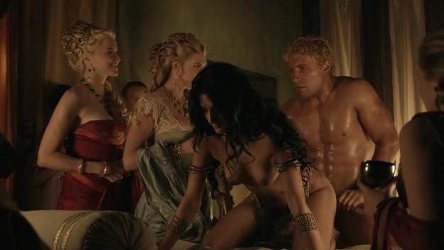 порно ролик из фильма гладиатор