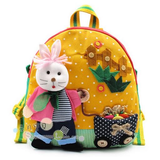 Детский рюкзак своими руками для мальчика 2 года