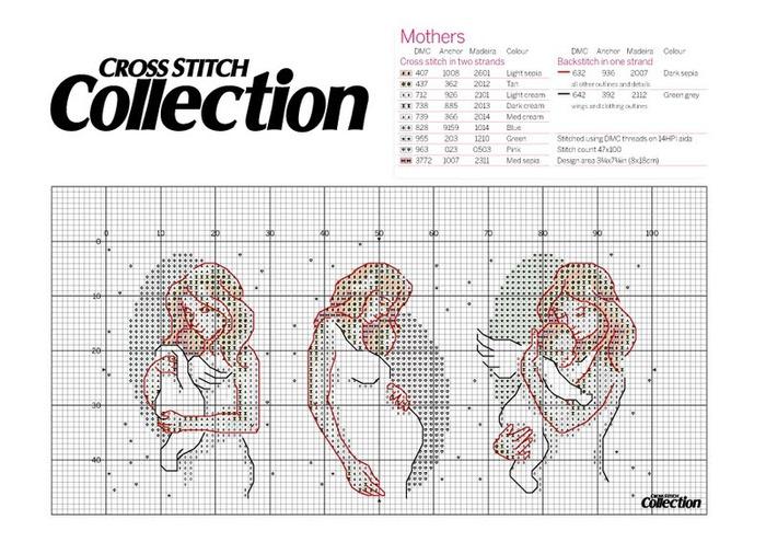 Схемы вышивки крестом доченька 31