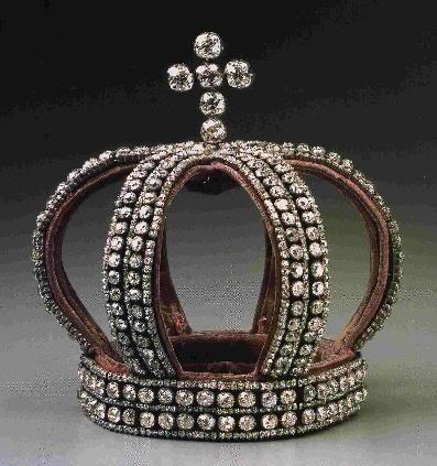 венчальная корона (397x423, 34Kb)