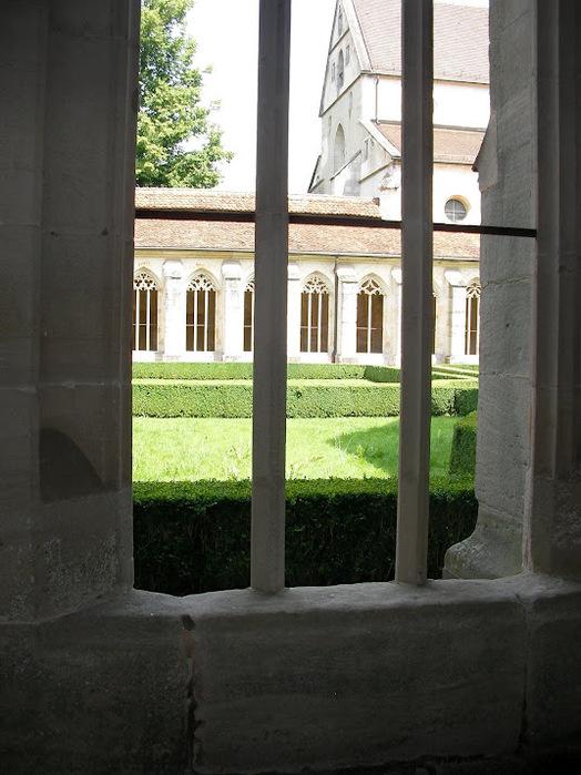 Монастырь Бебенхаузен - Kloster Bebenhausen - 1 64584