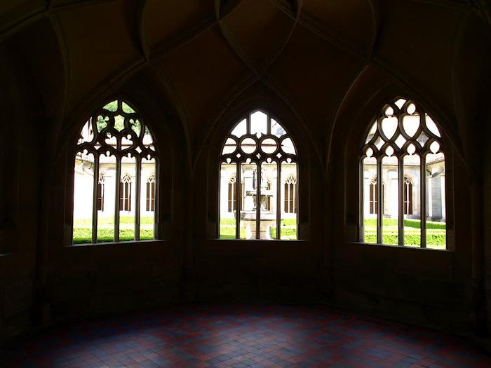 Монастырь Бебенхаузен - Kloster Bebenhausen - 1 77968