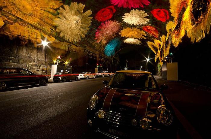 Красочный фестиваль света 2012 в Сиднее 3 (700x463, 112Kb)