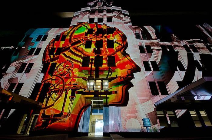 Красочный фестиваль света 2012 в Сиднее 9 (700x463, 112Kb)