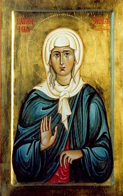 37516.p.jpgСвятая блаженная Ксения Петербуржская. Икона написана в иконописной школе имени прп. Алипия (350x496, 33Kb)