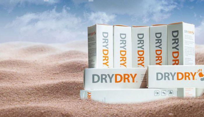Dry Dry пролонгированный антиперспирант