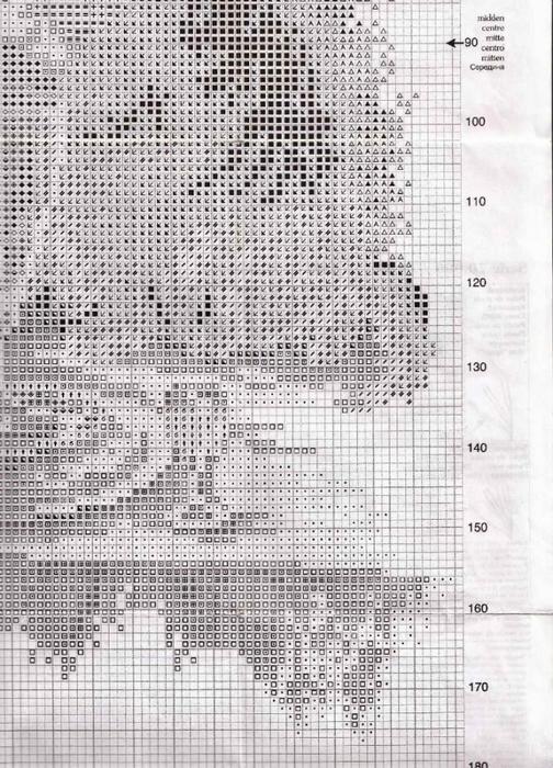 Vervaco №25.107 (Вышивка