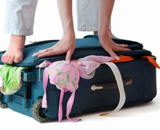 Паковала чемоданы fashion рюкзаки