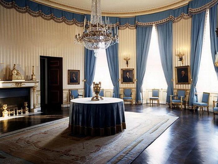 комнаты в стиле ампир фото