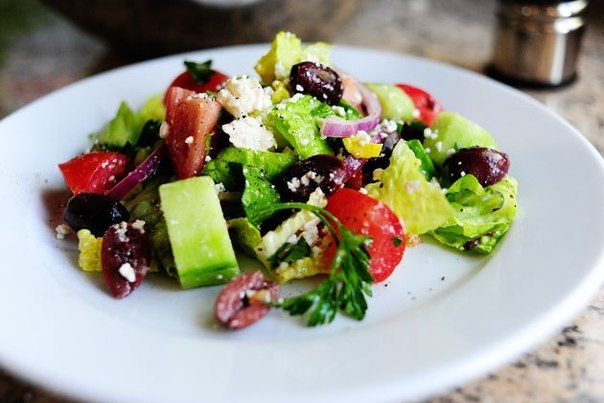 греческий салат (604x403, 48Kb)