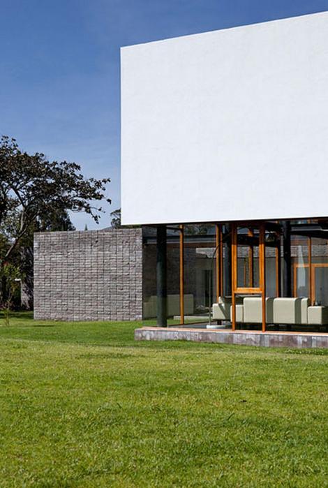 Двухэтажный дом от студии Diez + Muller 4 (470x700, 332Kb)