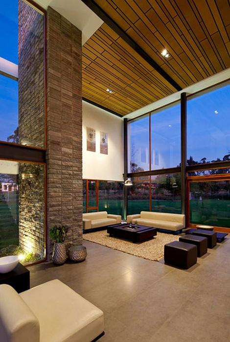Двухэтажный дом от студии Diez + Muller 7 (470x700, 389Kb)