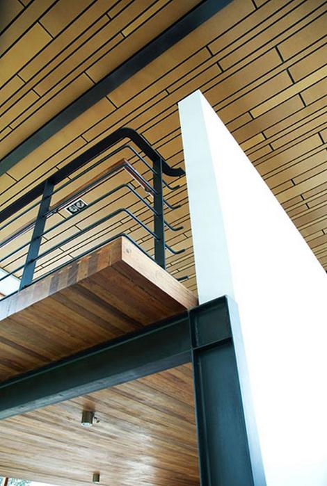 Двухэтажный дом от студии Diez + Muller 11 (470x700, 376Kb)