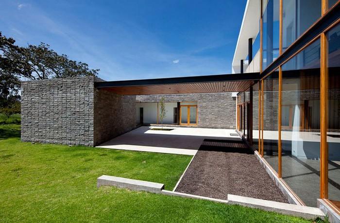 Двухэтажный дом от студии Diez + Muller 16 (700x461, 108Kb)