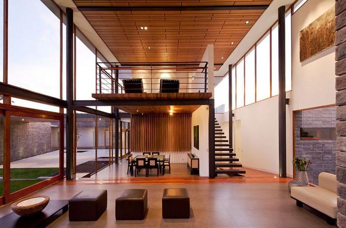 Двухэтажный дом от студии Diez + Muller 17 (700x461, 89Kb)