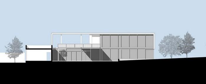 Двухэтажный дом от студии Diez + Muller 21 (700x286, 17Kb)