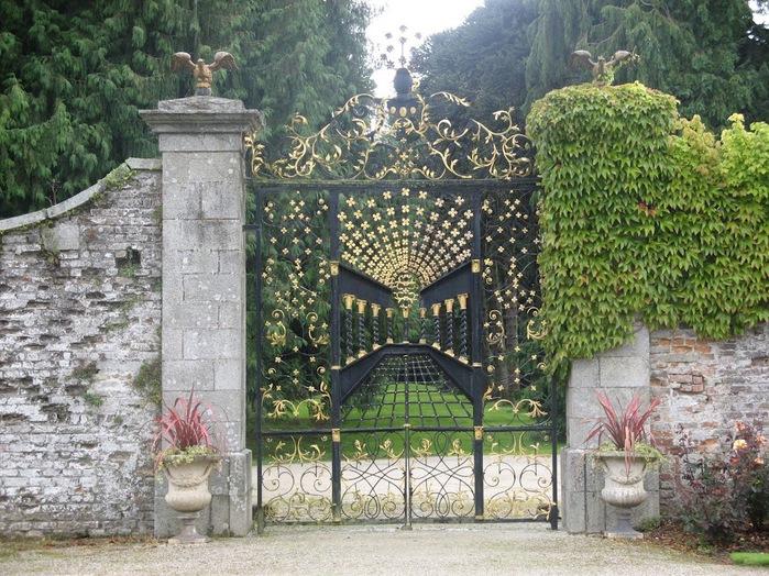Powerscourt Gardens -Сад Пауэрскоурт . 97164