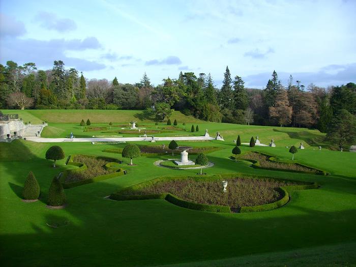 Powerscourt Gardens -Сад Пауэрскоурт . 75963