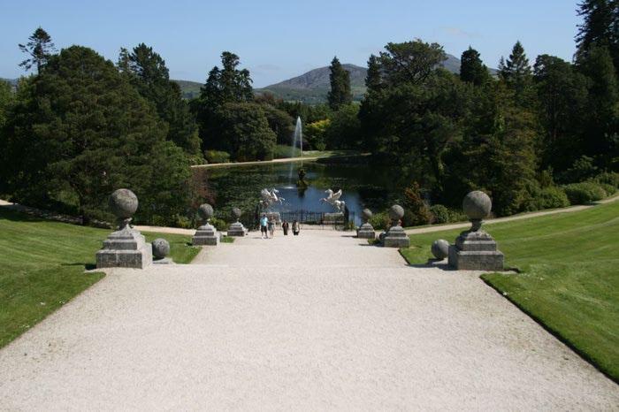 Powerscourt Gardens -Сад Пауэрскоурт . 12192